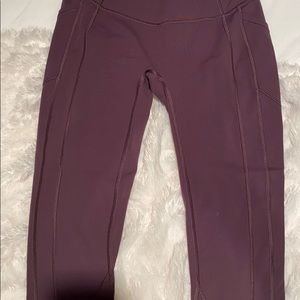 Lulu side pocket pants